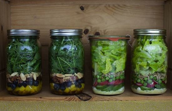Salads-in-a-Jar
