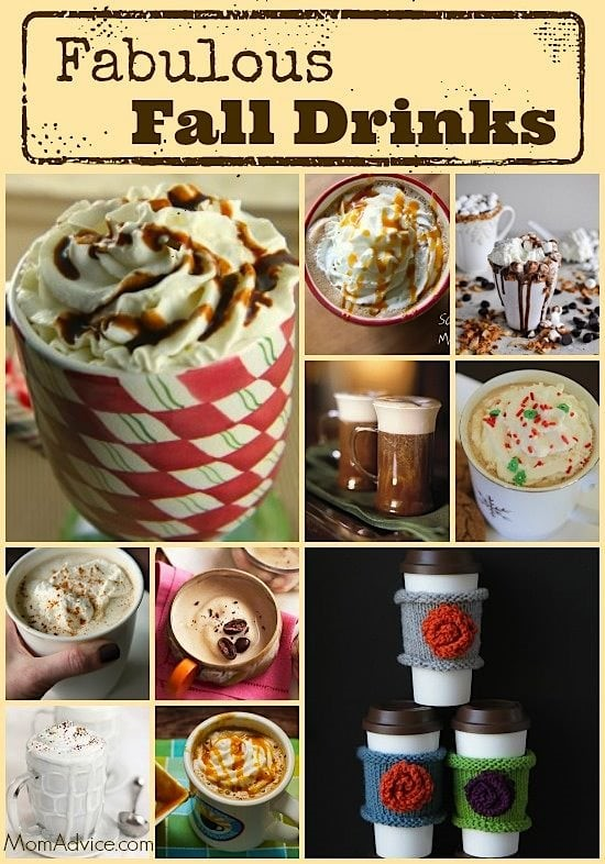 Fabulous Fall Drinks  MomAdvice.com