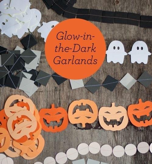 Glow-in-the-Dark-Halloween-Garlands