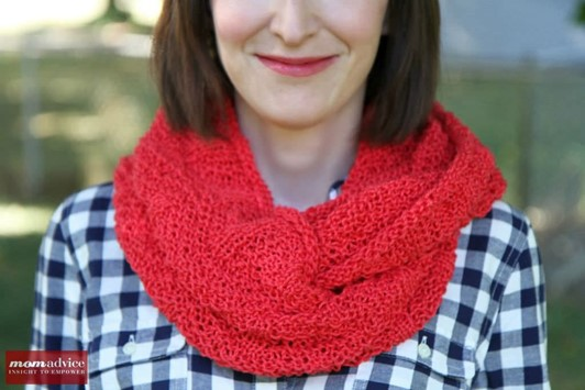 All Knitted Up: Dovetail Cowl