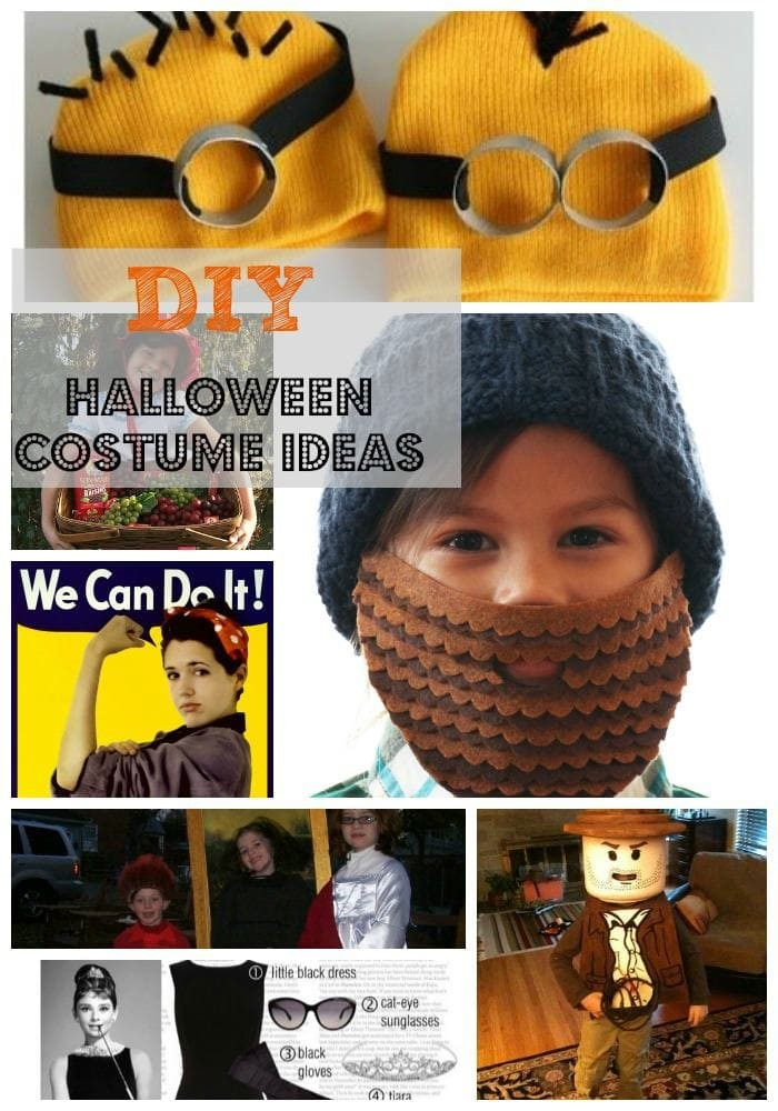 7 New DIY Halloween Costumes from MomAdvice.com
