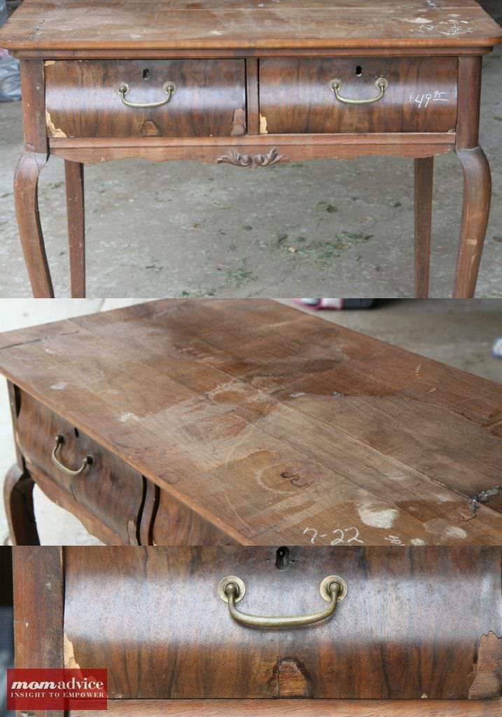 How to Easily Stain Furniture