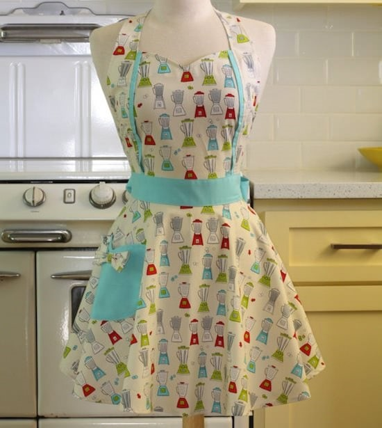 blender apron from etsy