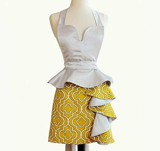dressy apron