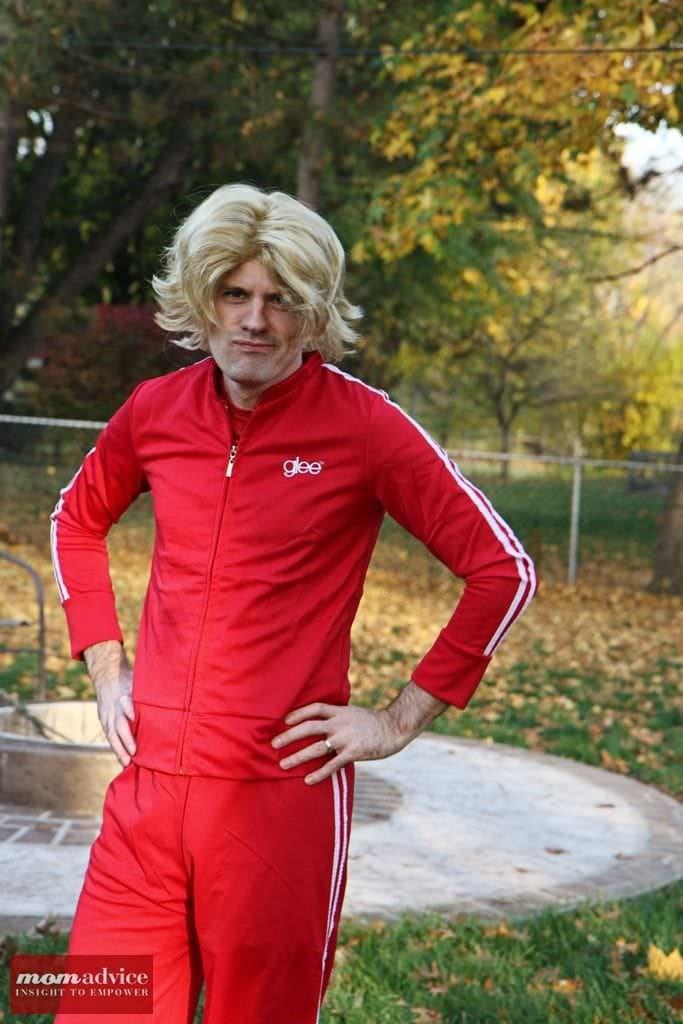 Glee Halloween Costume