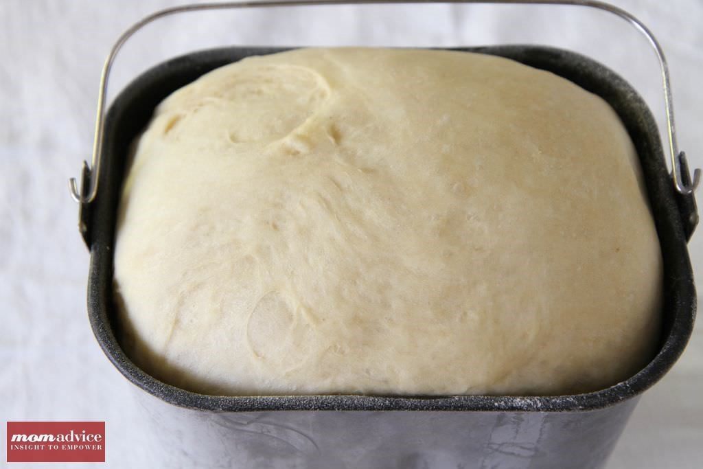 Make Ahead Buttery Bread Machine Rolls from MomAdvice.com.