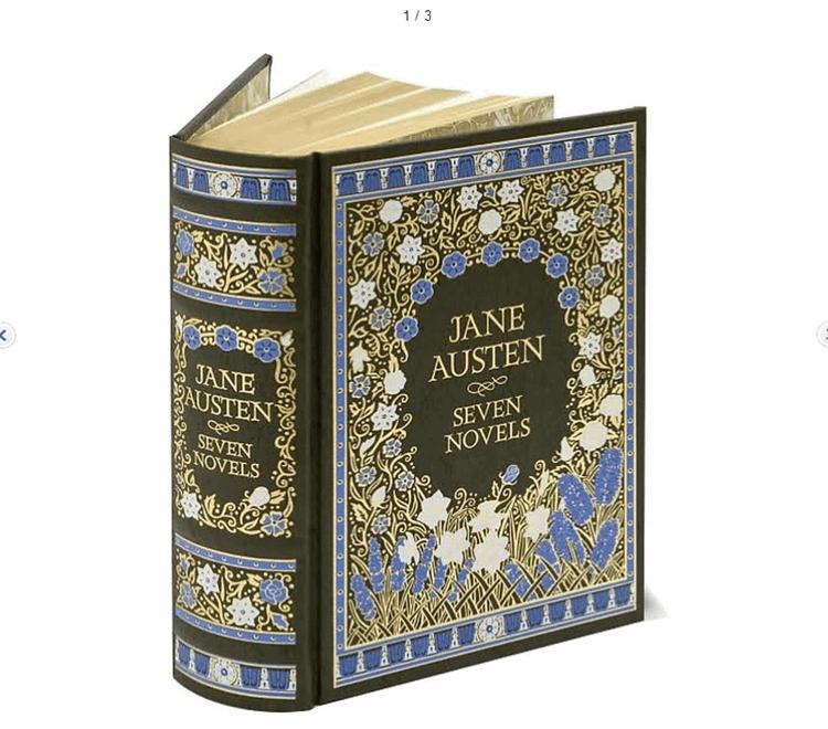 Jane Austen: Seven Novels in One