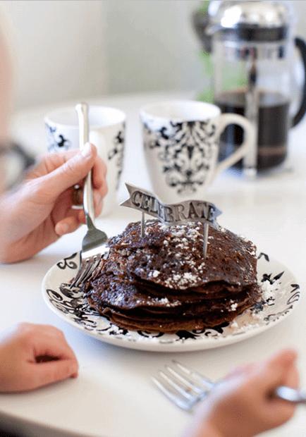 Celebrate Banner Cake Topper from Lisa Leonard Designs