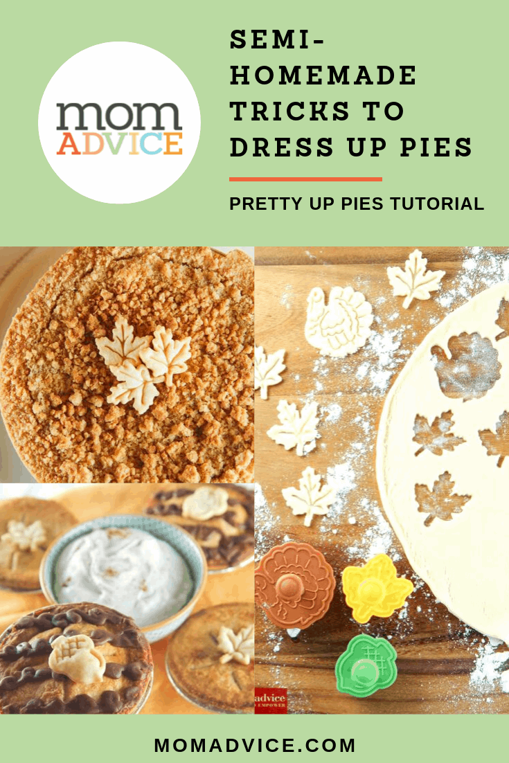 Dress Up Store Bought Pies MomAdvice.com