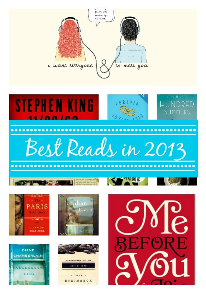 Best Reads of 2013 from MomAdvice.com.