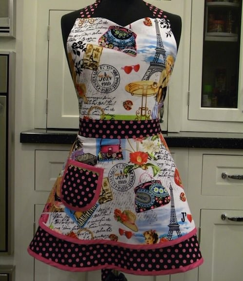 paris apron