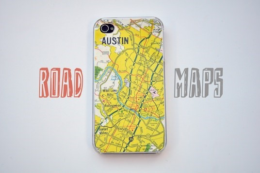 DIY Phone Cover: road map