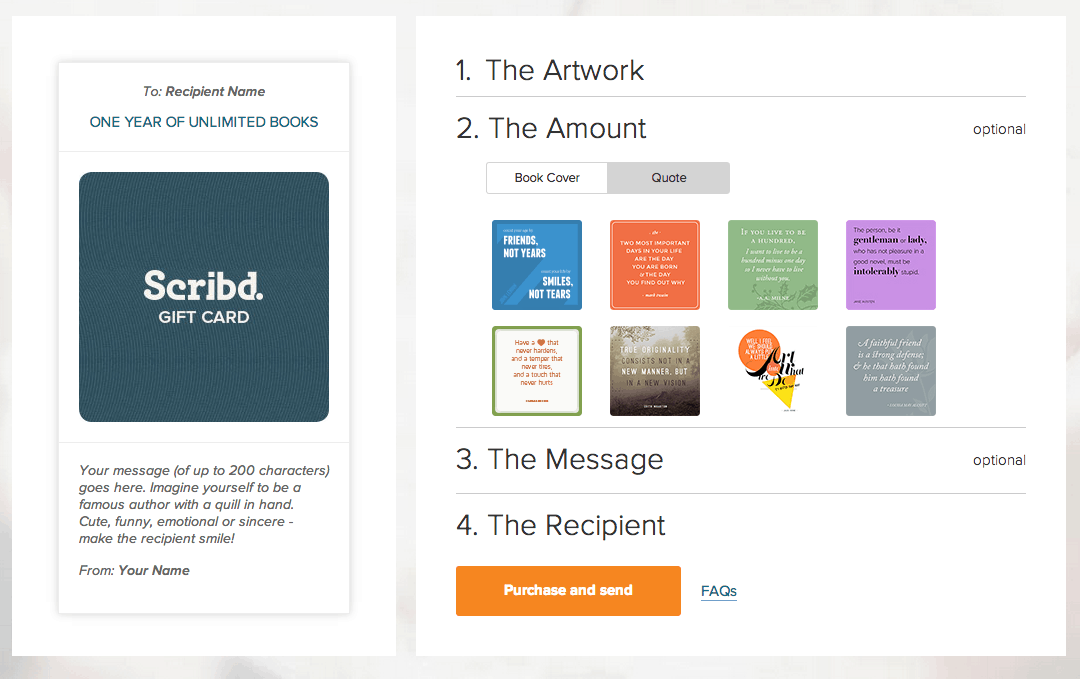 Scribd e-Book Membership Review