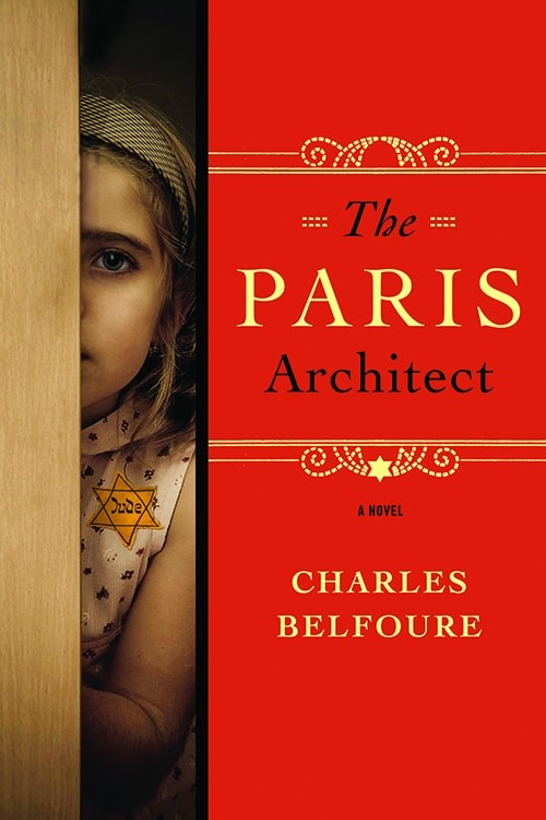 January Book Club Discussion With the Author: The Paris Architect