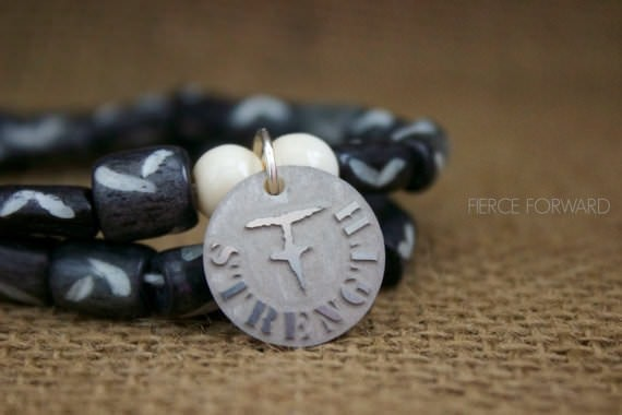 Fierce Forward Bracelet