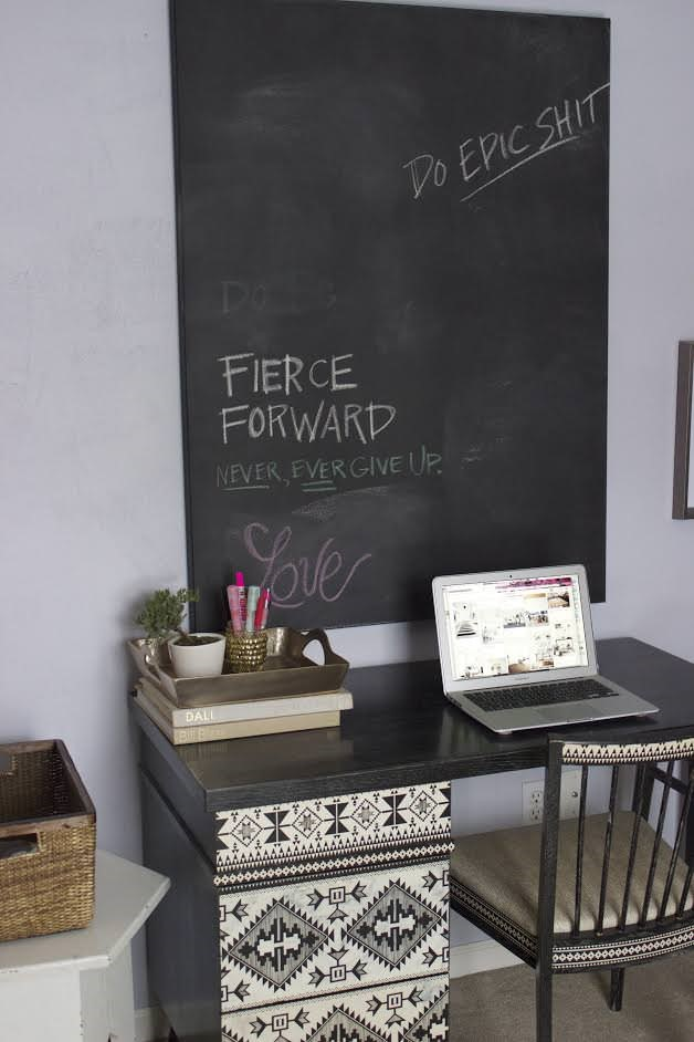 DIY Chalkboard Project