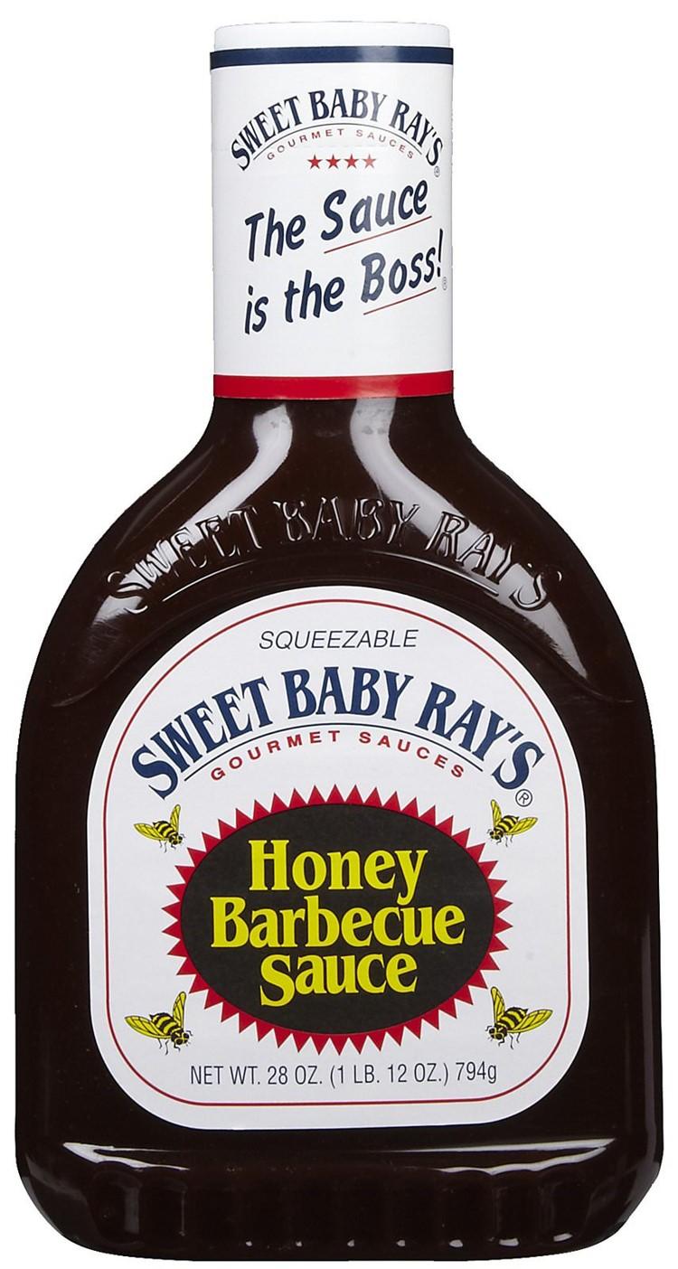 Gluten-Free Sweet Baby Ray's