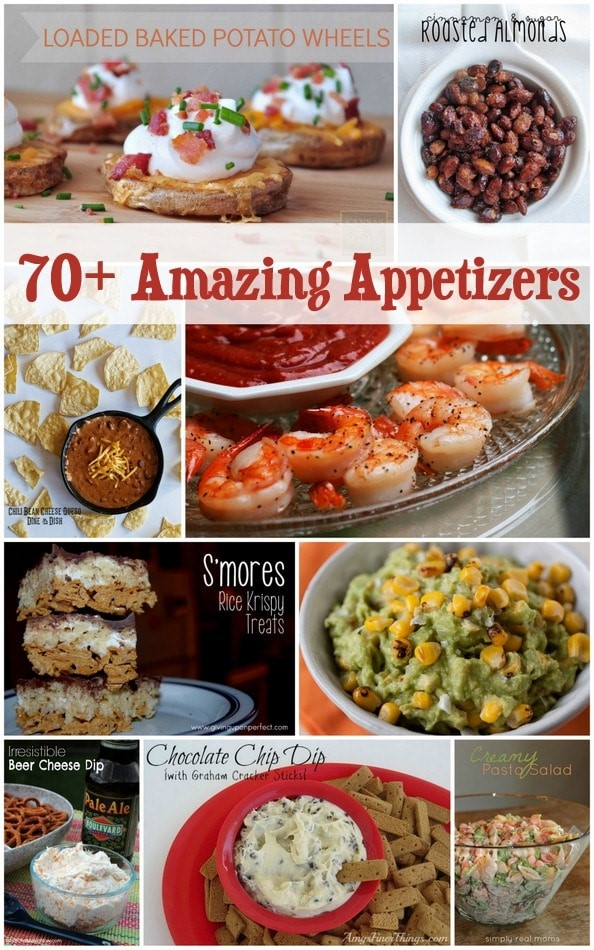 Amazing Appetizers