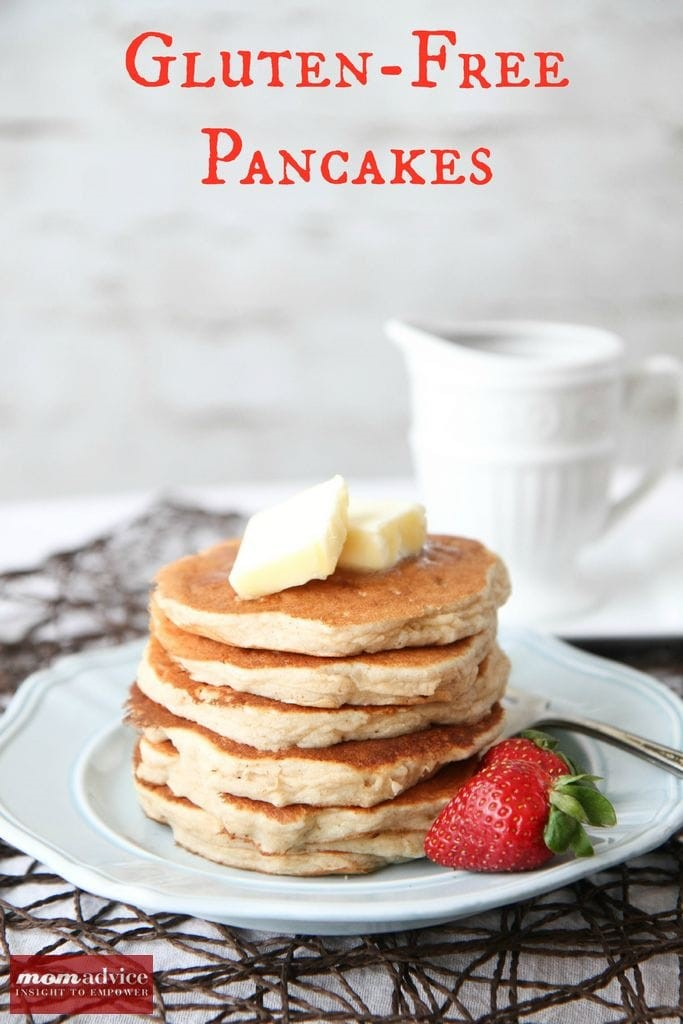 Gluten-Free Pancakes (With A Better Batter Coupon Code) - MomAdvice