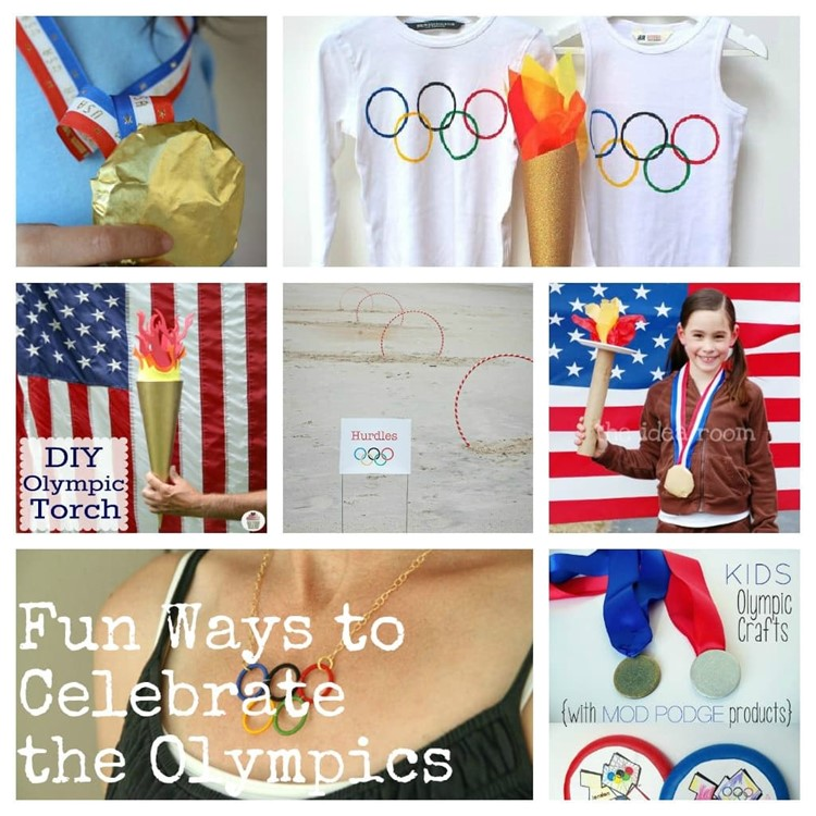Fun Ways to Celebrate the Olympics