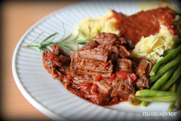 Pot Roast Italiano