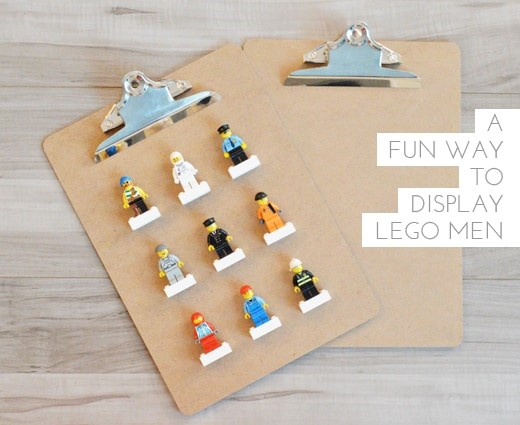 lego man  clipboard display