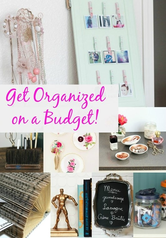 Get Your Home Organized With Goodwill