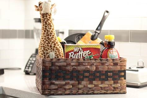 Mrs. Butterworth Sweet-Stakes Giveaway