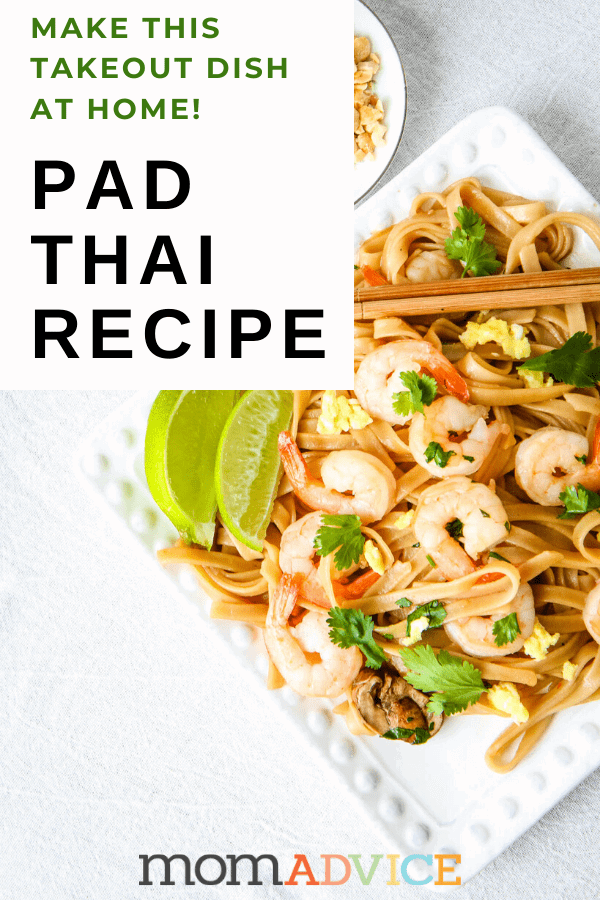 gluten-free pad thai recipe