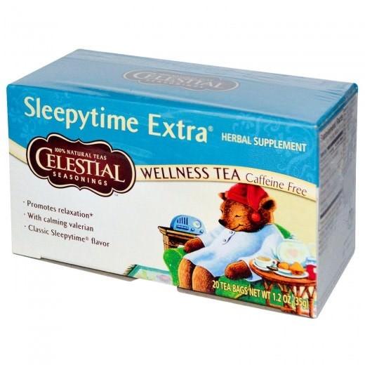 sleepytime extra tea