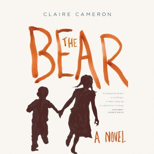 April Book Club Selection: The Bear by Claire Cameron