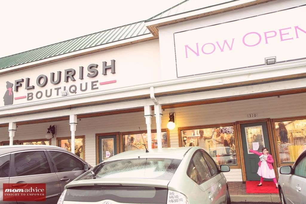 The New Flourish Boutique