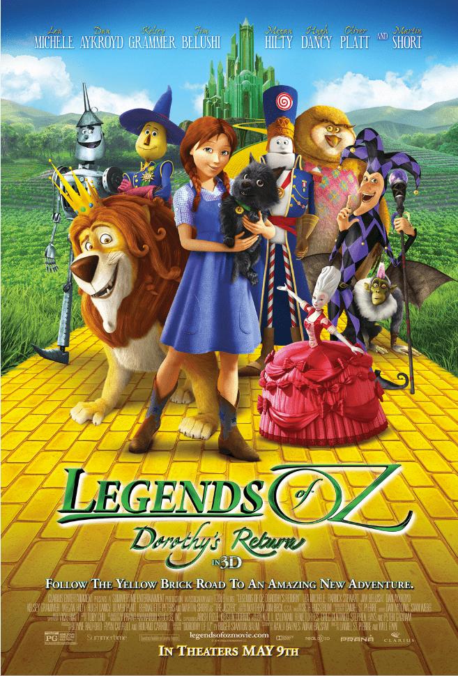 Legends of Oz: Dorothy Returns