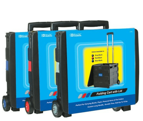 Collapsible Rolling Cart