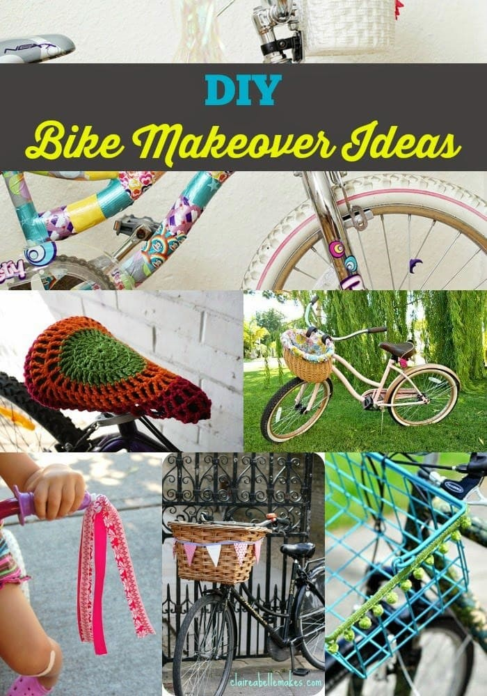 DIY Bike Makeover Ideas