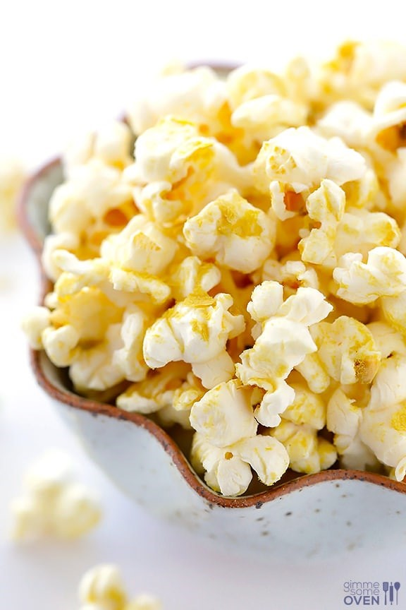 Nooch Popcorn from Gimme Some Oven