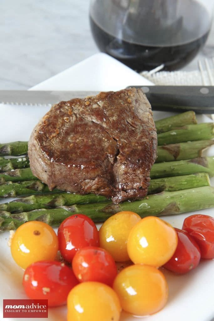 Restaurant Style Steak Recipe
