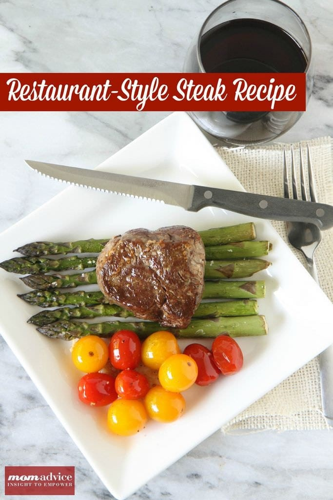 Restaurant-Style Steak Recipe