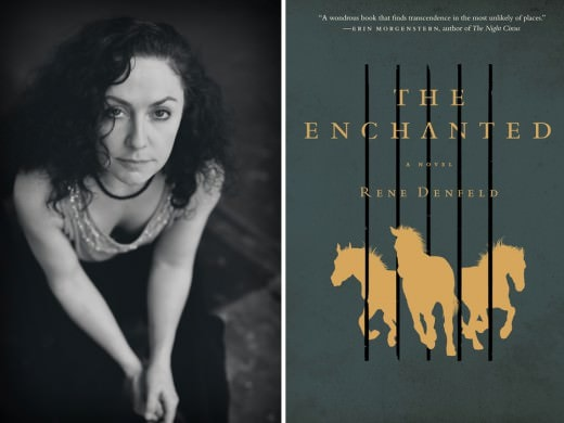 Sundays With Writers: The Enchanted by Rene Denfeld