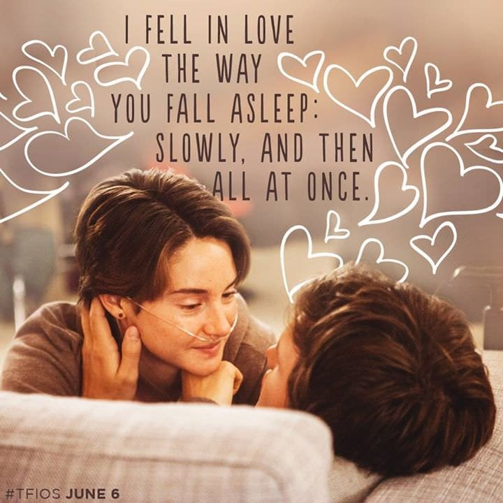 The Fault In Our Stars Movie