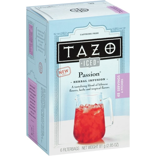 TAZO Passion Fruit Tea Bags