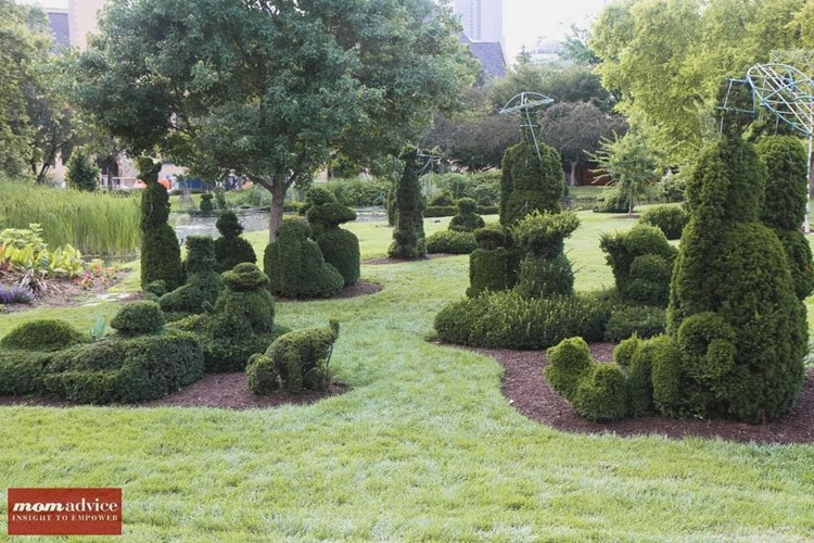 The Topiary Park