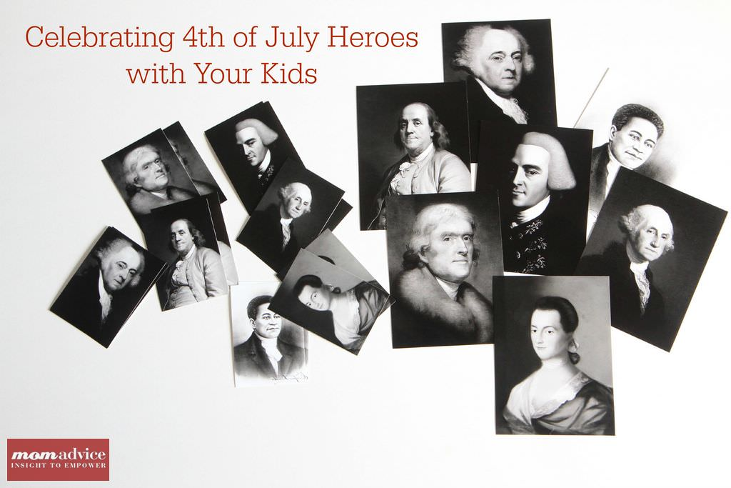Celebrating 4th of July Heroes With Kids