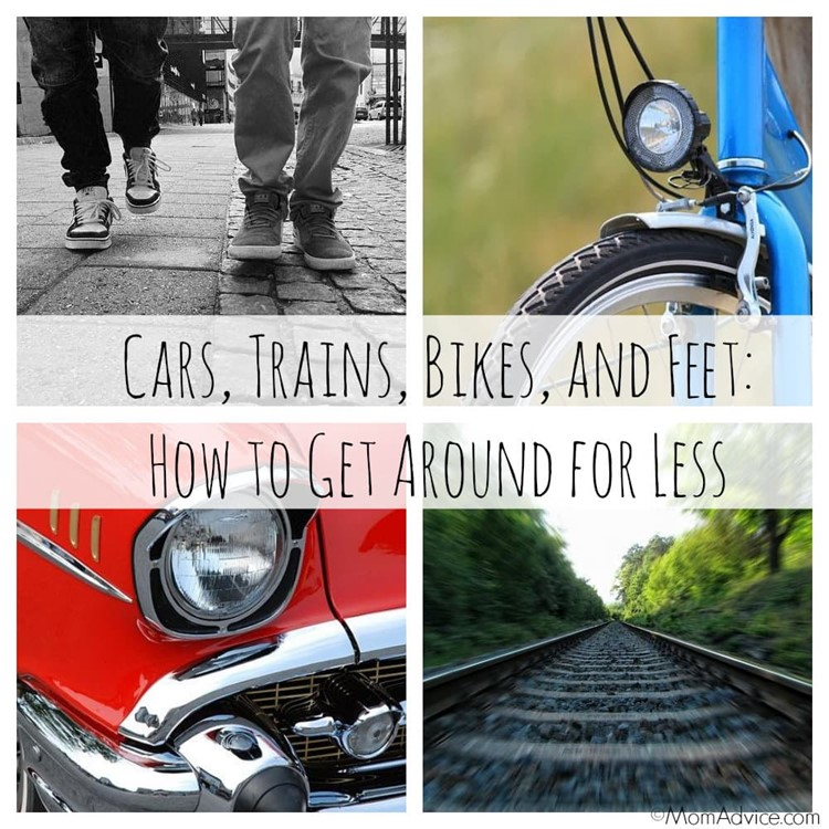 How to Get Around for Less