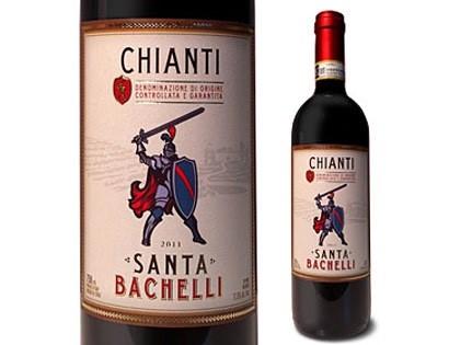 Santa Bacelli Chianti from ALDI