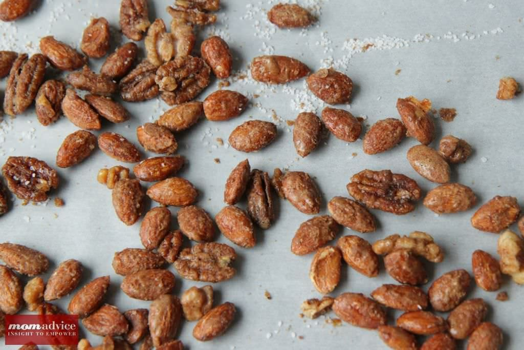 Sugar & Spice Nuts Mix