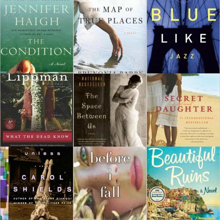 2014 Summer Reading List
