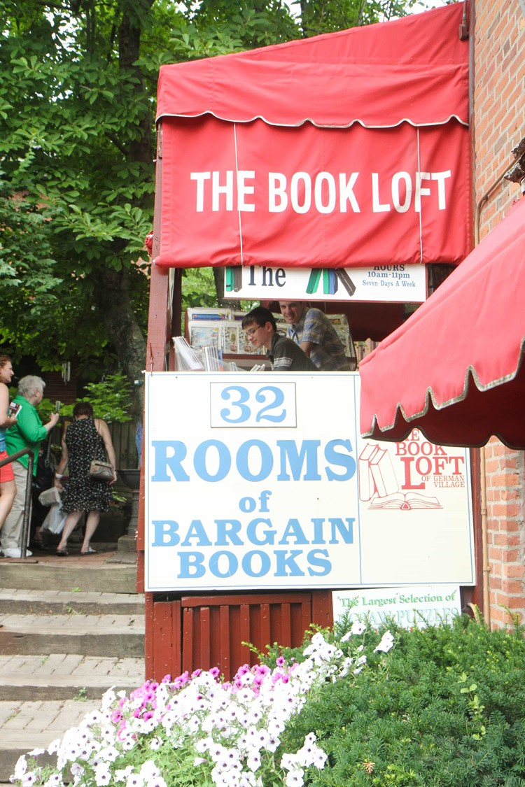 The Book Loft of German Village