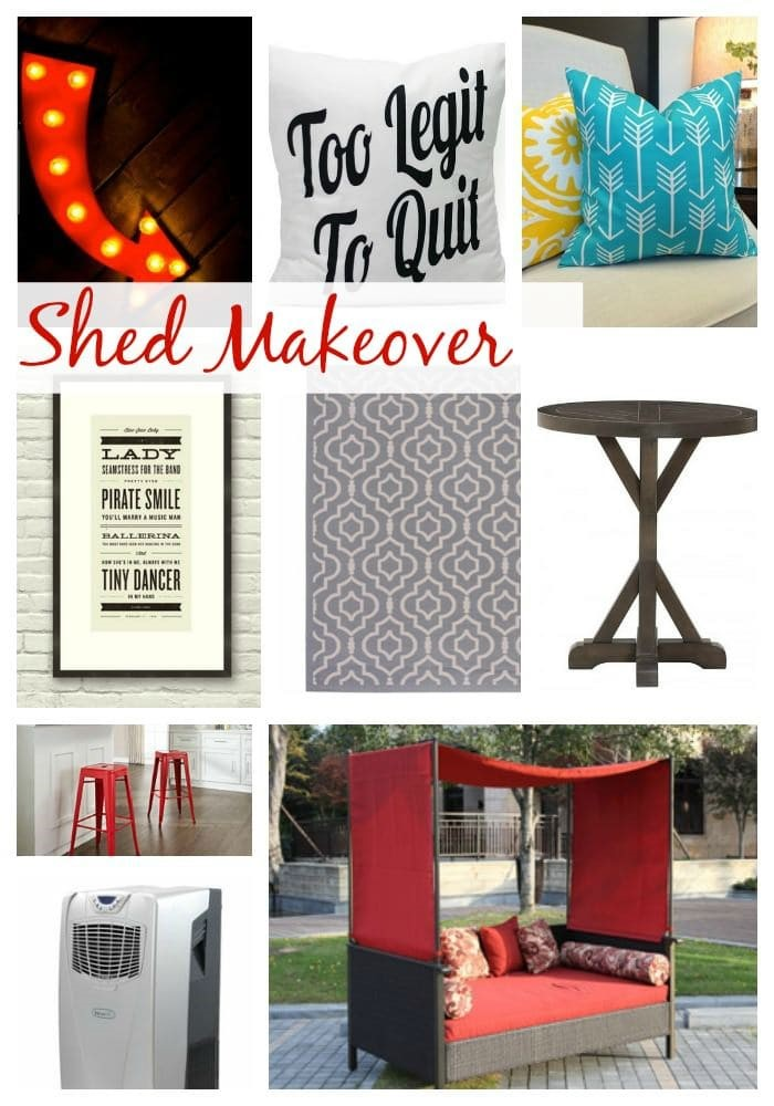 How to Makeover a Shed Into a Bonus Room