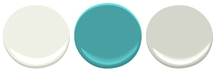 Benjamin Moore Paint Choices